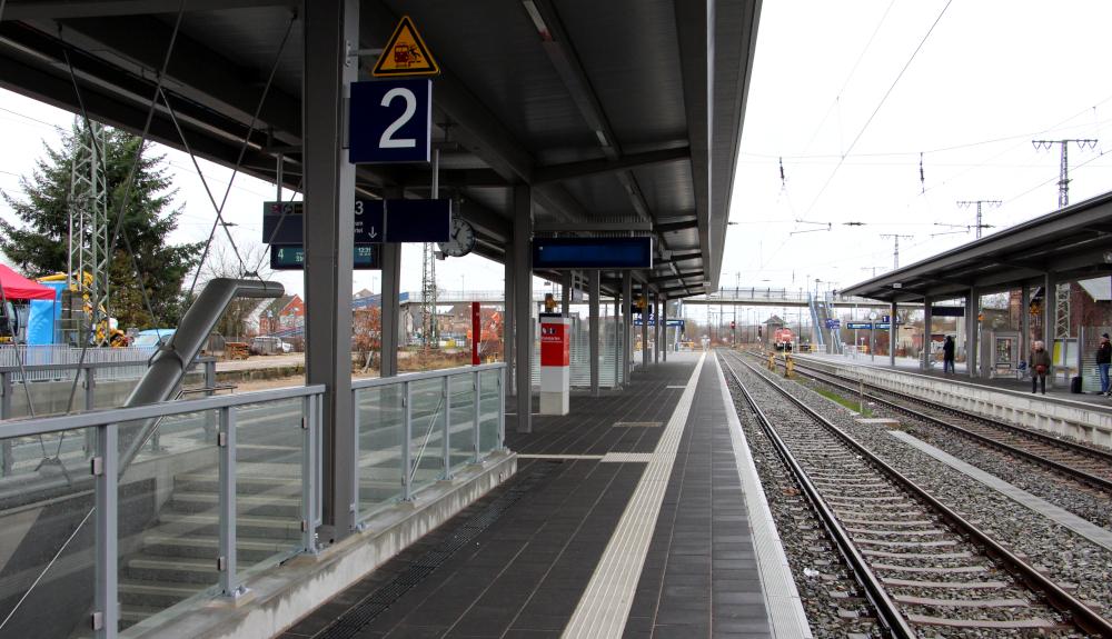 Projektbild 3, Bahnhof | Neubrandenburg
