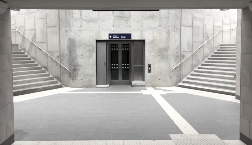Projektbild 4, Bahnhof | Neubrandenburg