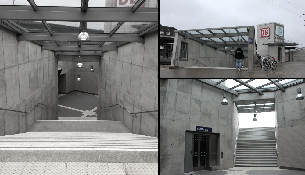 Projektbild 5, Bahnhof | Neubrandenburg