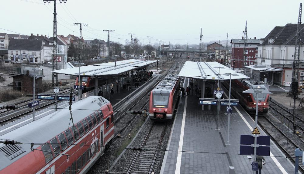 Projektbild 1, Bahnhof | Neubrandenburg