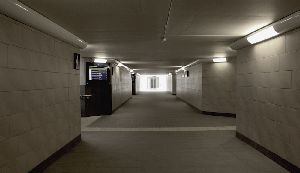 Projektbild 6, Bahnhof | Neubrandenburg
