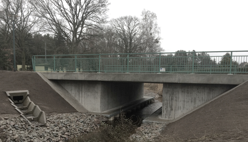 Projektbild 2, Brücke | Plöwenschen Abzugskanal