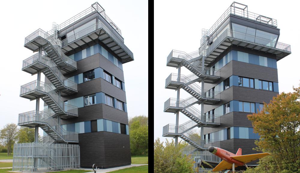 Projektbild 5, Kontrollturm  |  TrÜbPl Todendorf