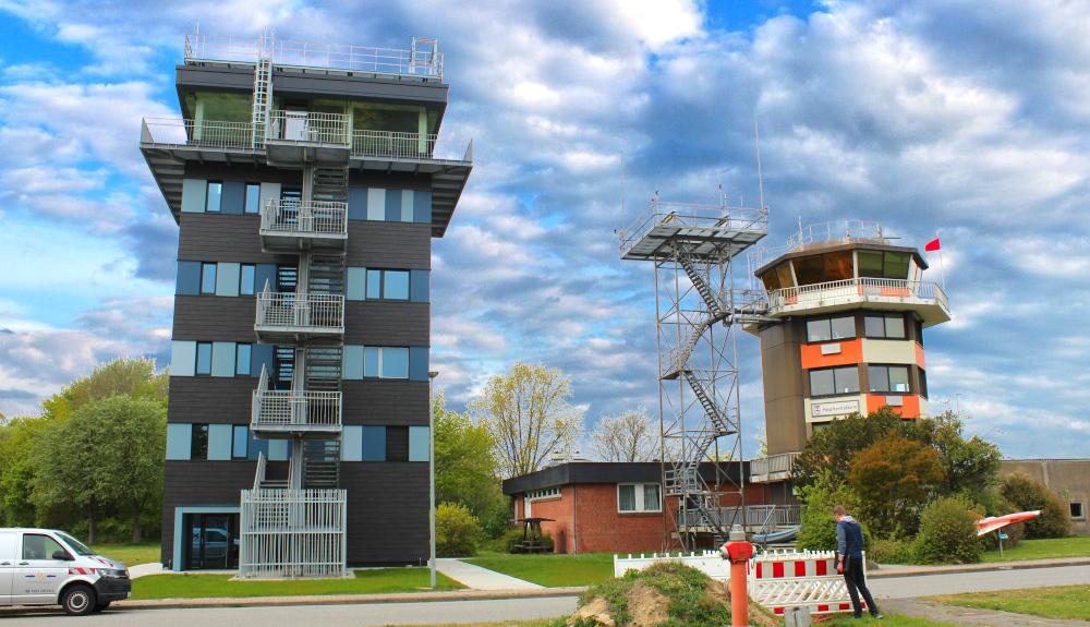 Projektbild 2, Kontrollturm  |  TrÜbPl Todendorf
