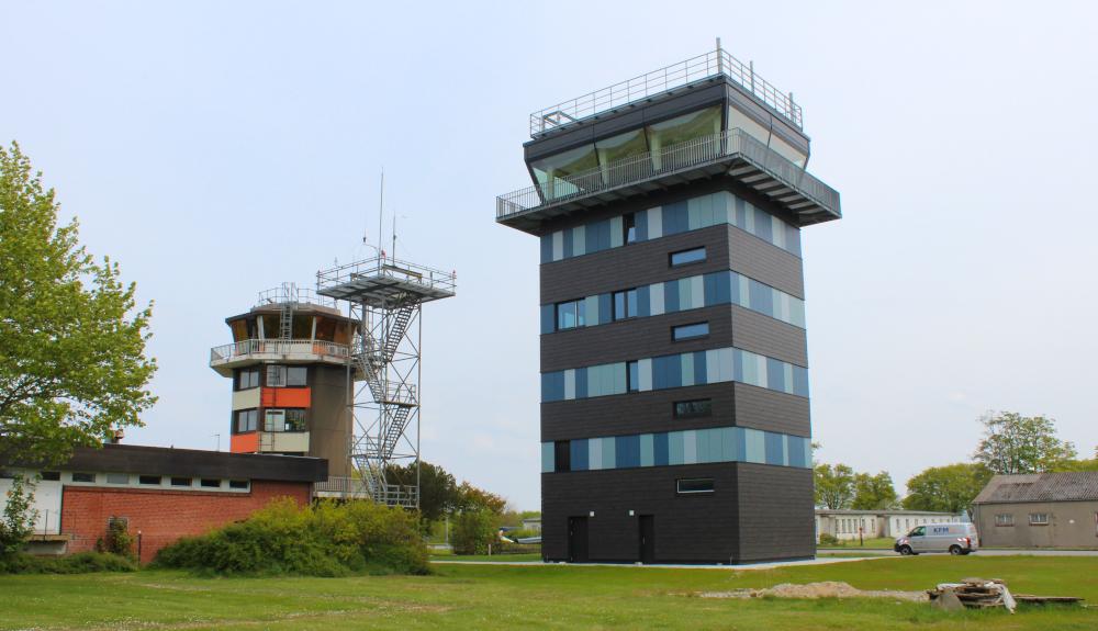 Projektbild 1, Kontrollturm  |  TrÜbPl Todendorf