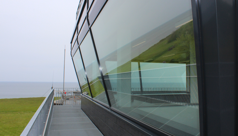 Projektbild 12, Kontrollturm  |  TrÜbPl Todendorf