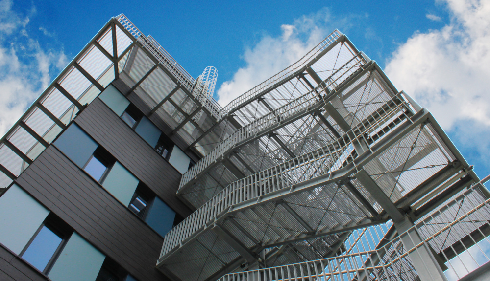 Projektbild 8, Kontrollturm  |  TrÜbPl Todendorf