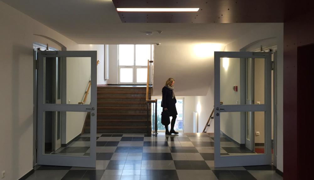 Projektbild 1, Haus des Bauens und der Umwelt   Rostock