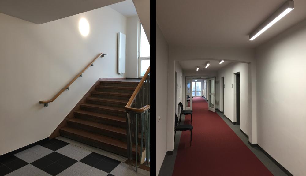 Projektbild 3, Haus des Bauens und der Umwelt   Rostock