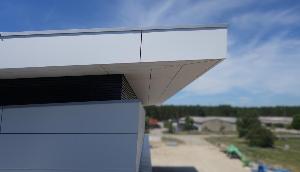 Projektbild 5, Kfz Instandsetzungshalle |  |  H.-J. Zieten Kaserne Beelitz