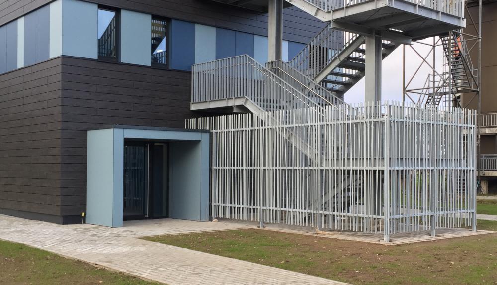 Projektbild 6, Kontrollturm  |  TrÜbPl Todendorf