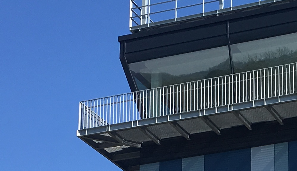 Projektbild 9, Kontrollturm  |  TrÜbPl Todendorf