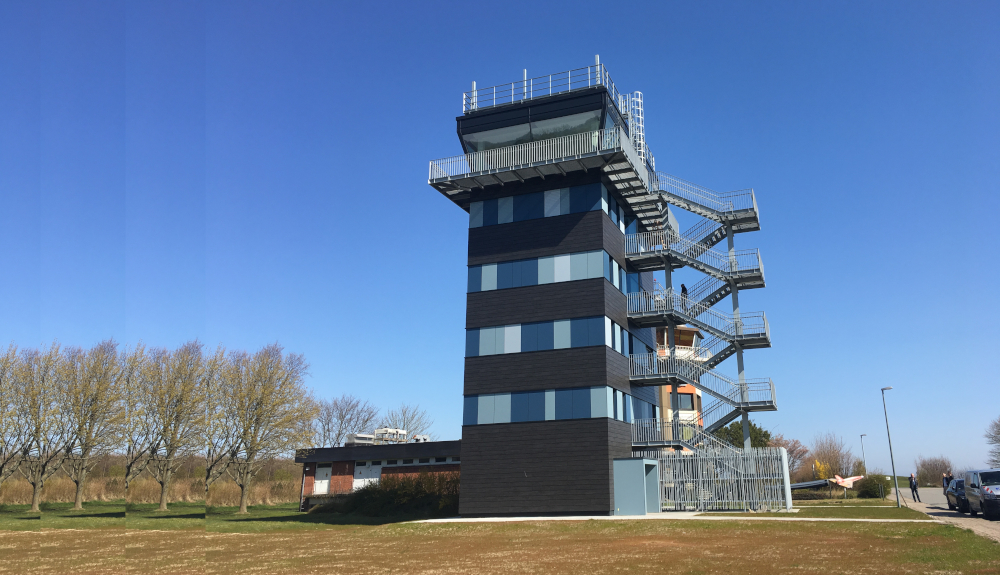 Projektbild 3, Kontrollturm  |  TrÜbPl Todendorf