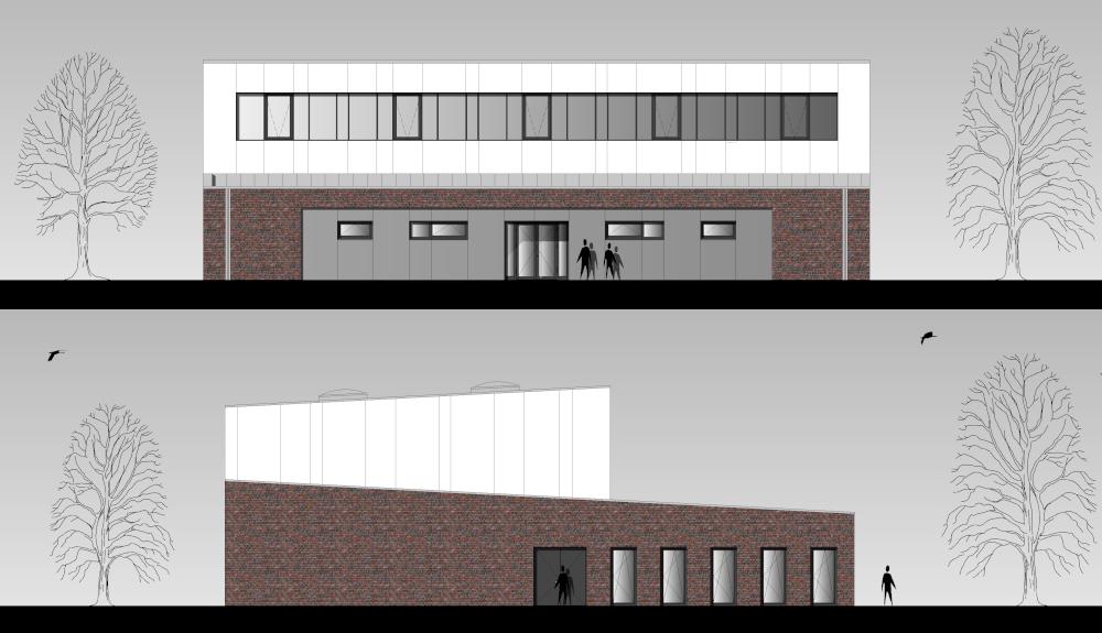 Projektbild 4, Sporthalle   |   TrÜbPl Putlos, Wagrien Kaserne Oldenburg