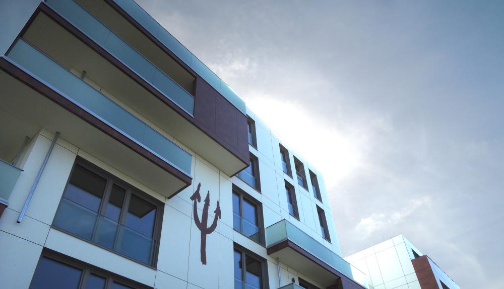 Projektbild 1, Neubau Petriviertel     Am Haargraben     Beim Holzlager – Rostock