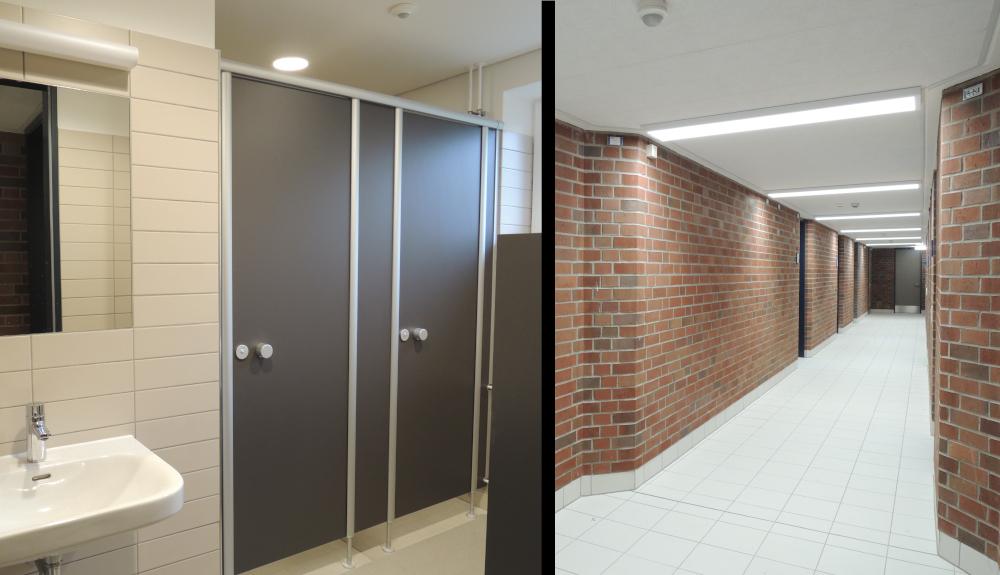 Projektbild 2, Unterkunftsgebäude | Parow