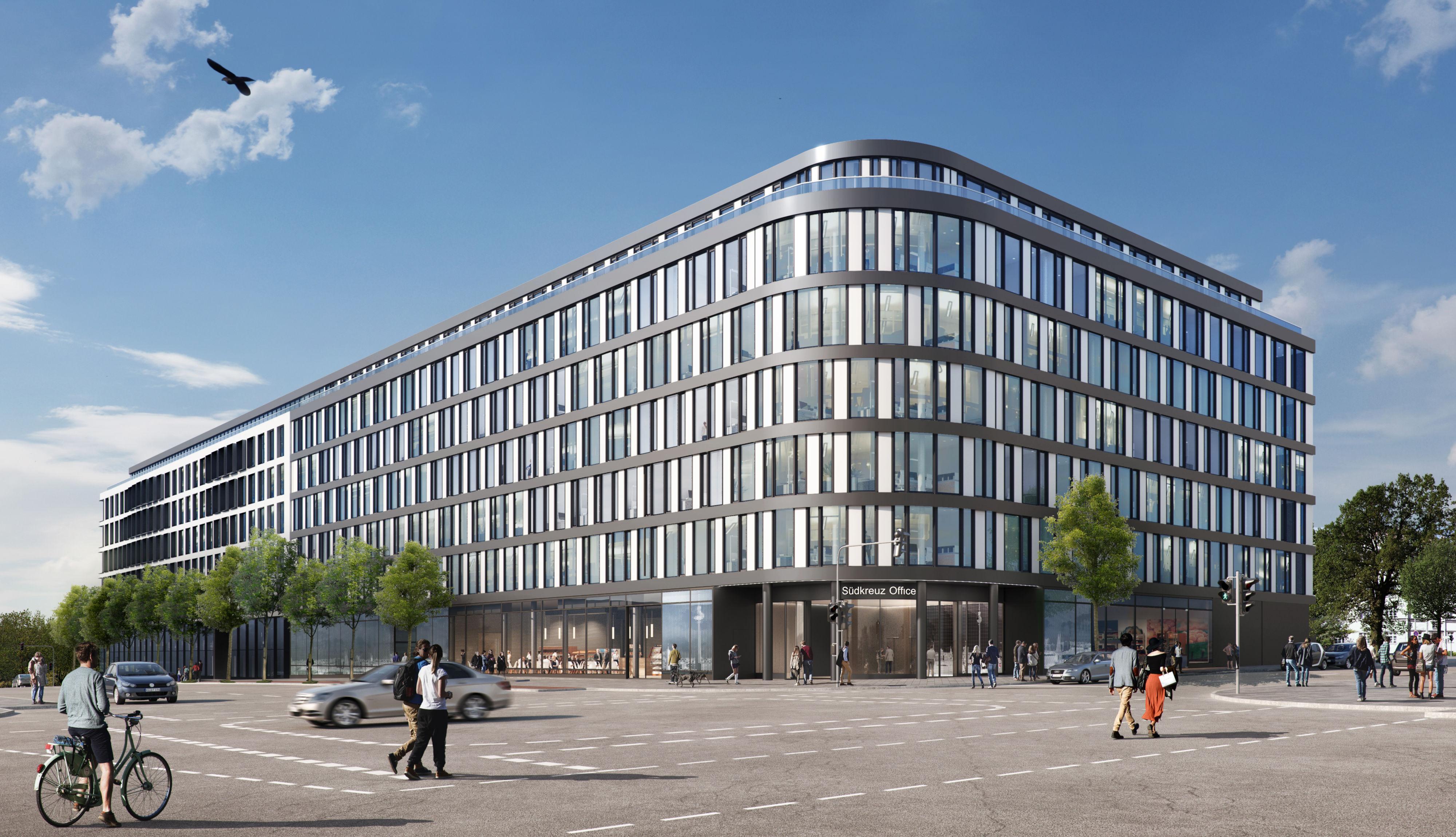 Projektbild 1, SKB  |  Südkreuz Berlin