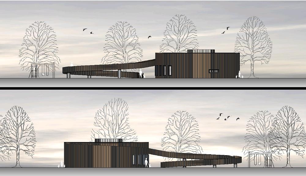 Projektbild 4, Besucherzentrum  |  Wolgast