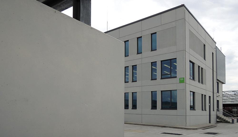 Projektbild 2, BVD Ost Fraport | Flughafen Frankfurt am Main