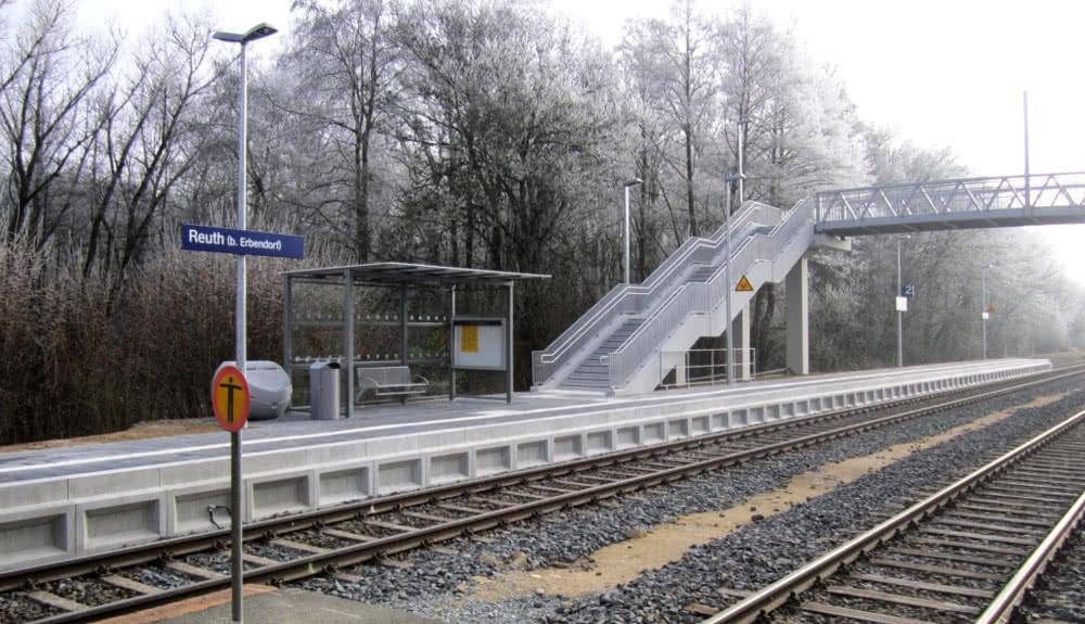 Projektbild 5, Bahnhof | Reuth