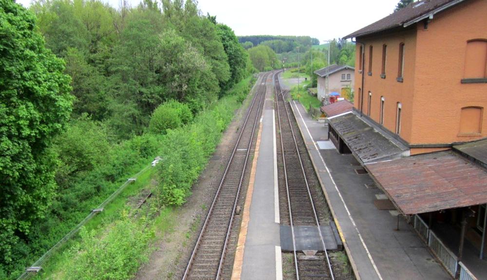 Projektbild 7, Bahnhof | Reuth