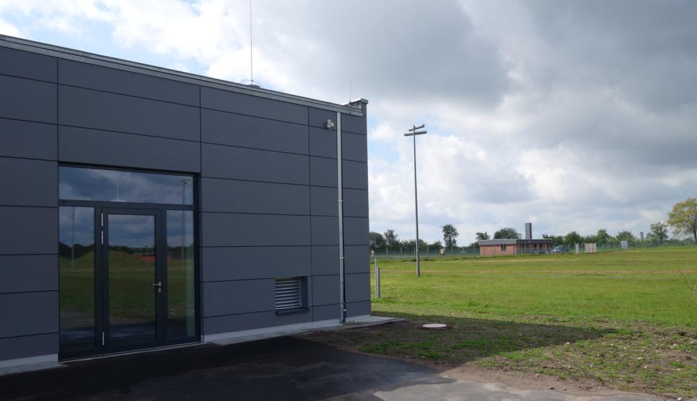 Projektbild 2, Dienstgebäude | NATO Flugplatz Schleswig-Jagel