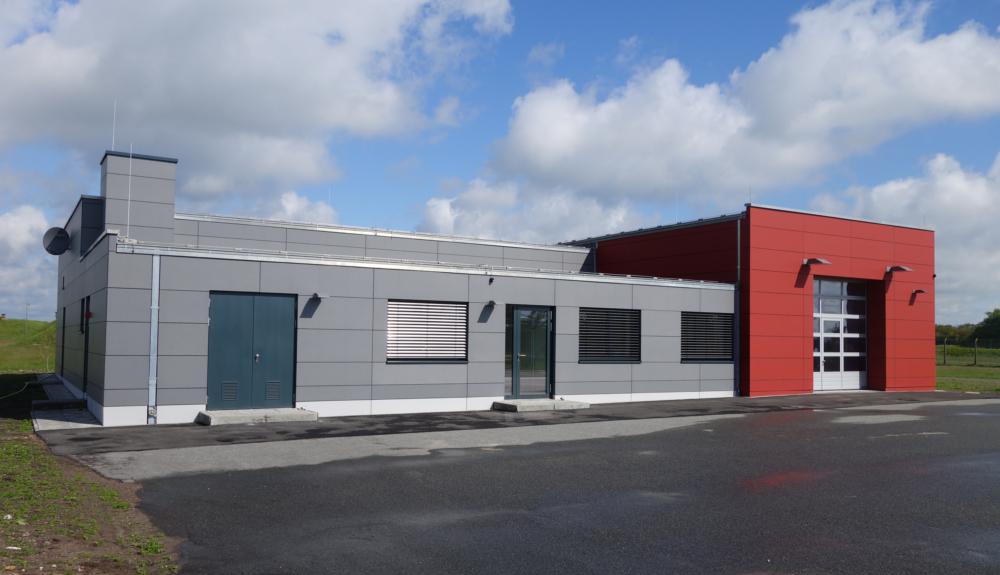 Projektbild 3, Dienstgebäude | NATO Flugplatz Schleswig-Jagel
