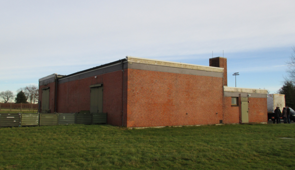 Projektbild 5, Dienstgebäude | NATO Flugplatz Schleswig-Jagel