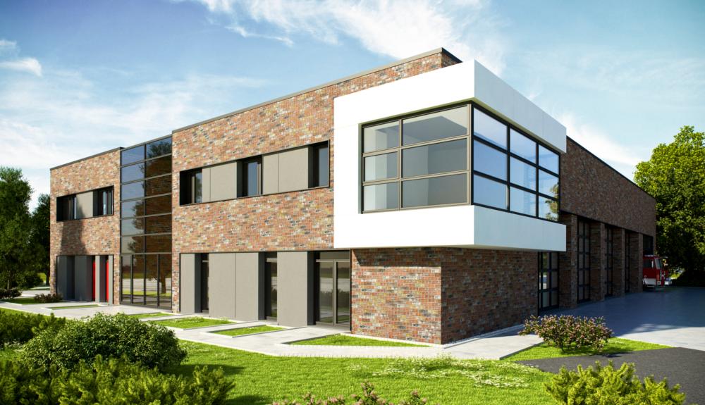 Projektbild 1, Feuerwache   |   TrÜbPl Putlos, Wagrien Kaserne Oldenburg