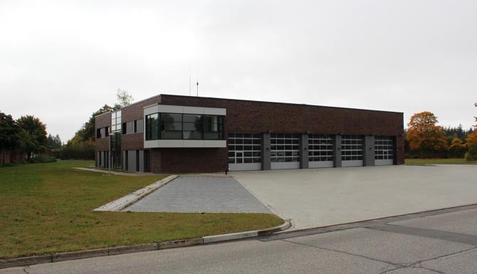 Projektbild 5, Feuerwache   |   TrÜbPl Putlos, Wagrien Kaserne Oldenburg