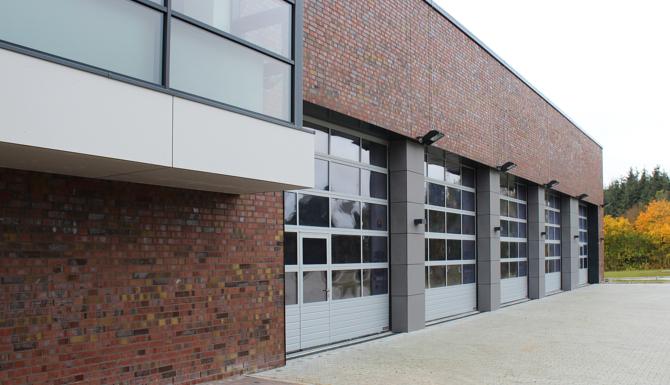 Projektbild 3, Feuerwache   |   TrÜbPl Putlos, Wagrien Kaserne Oldenburg