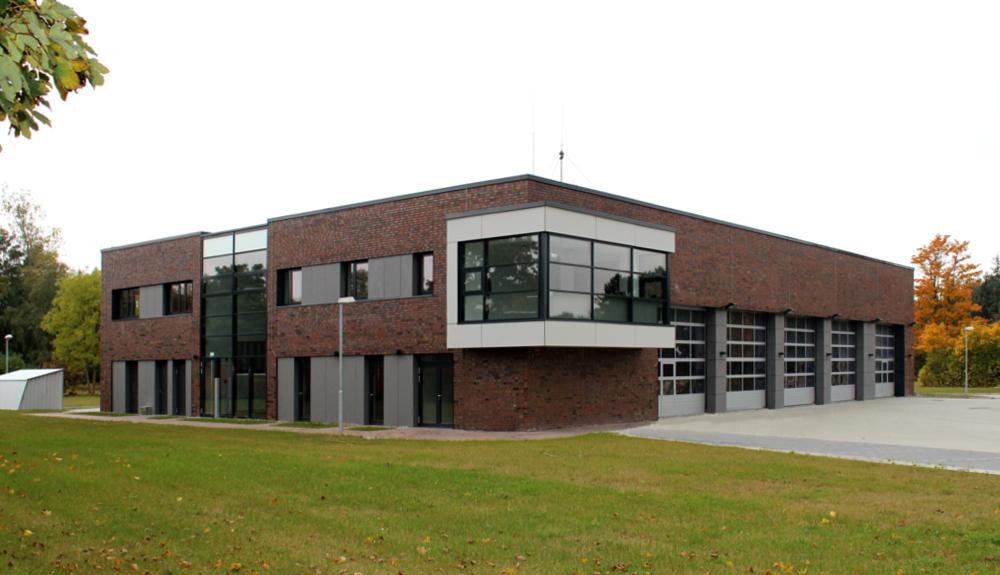 Projektbild 2, Feuerwache   |   TrÜbPl Putlos, Wagrien Kaserne Oldenburg