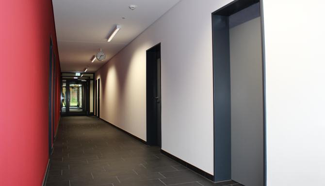 Projektbild 13, Feuerwache   |   TrÜbPl Putlos, Wagrien Kaserne Oldenburg