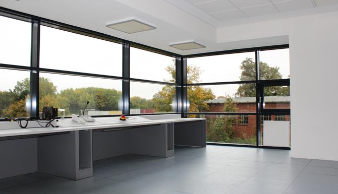 Projektbild 14, Feuerwache   |   TrÜbPl Putlos, Wagrien Kaserne Oldenburg