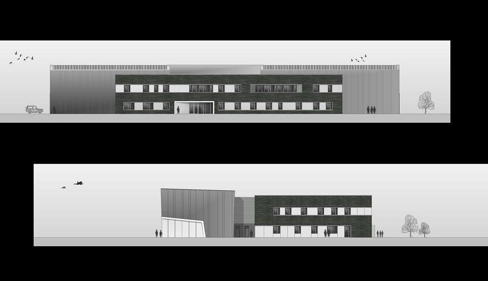 Projektbild 6, Ausbildungszentrum | Schwesing