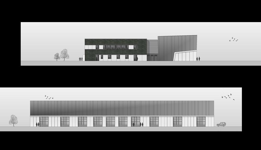 Projektbild 5, Ausbildungszentrum | Schwesing