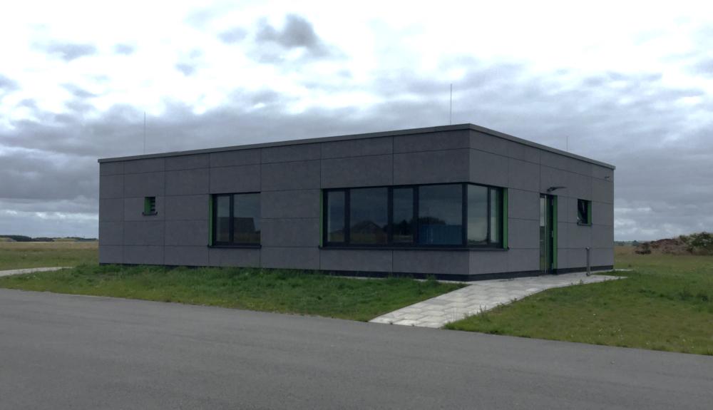 Projektbild 1, MMS Gebäude | NATO Flugplatz Schleswig – Jagel