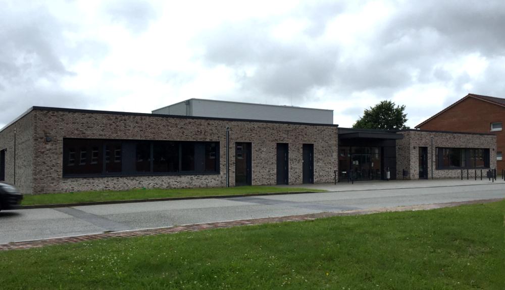 Projektbild 1, Schulungsgebäude   PDAFB Eutin