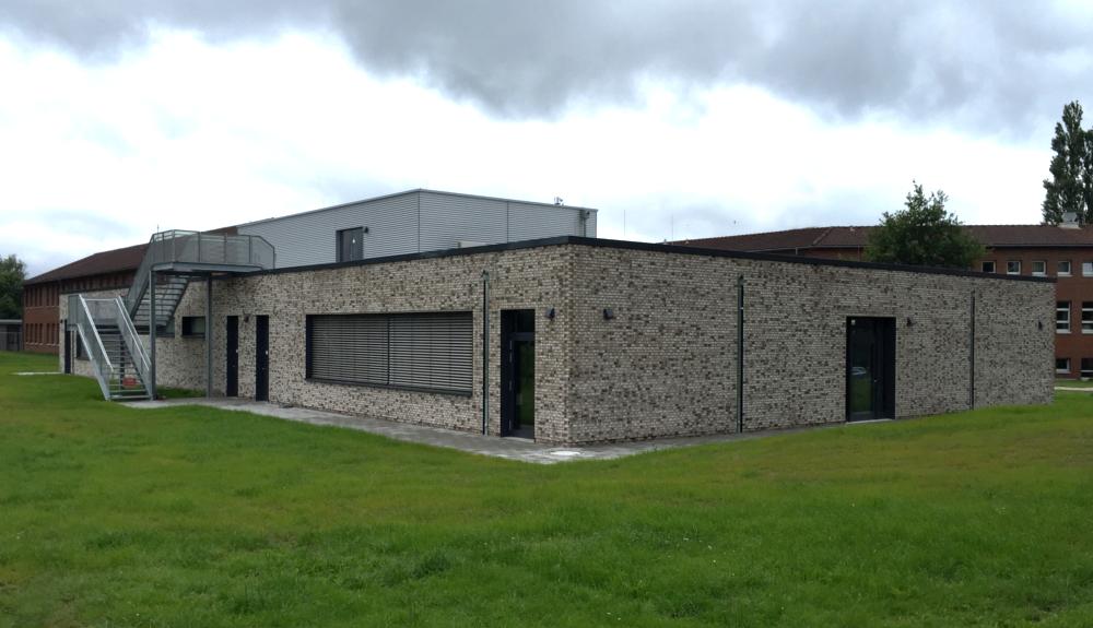 Projektbild 3, Schulungsgebäude   PDAFB Eutin