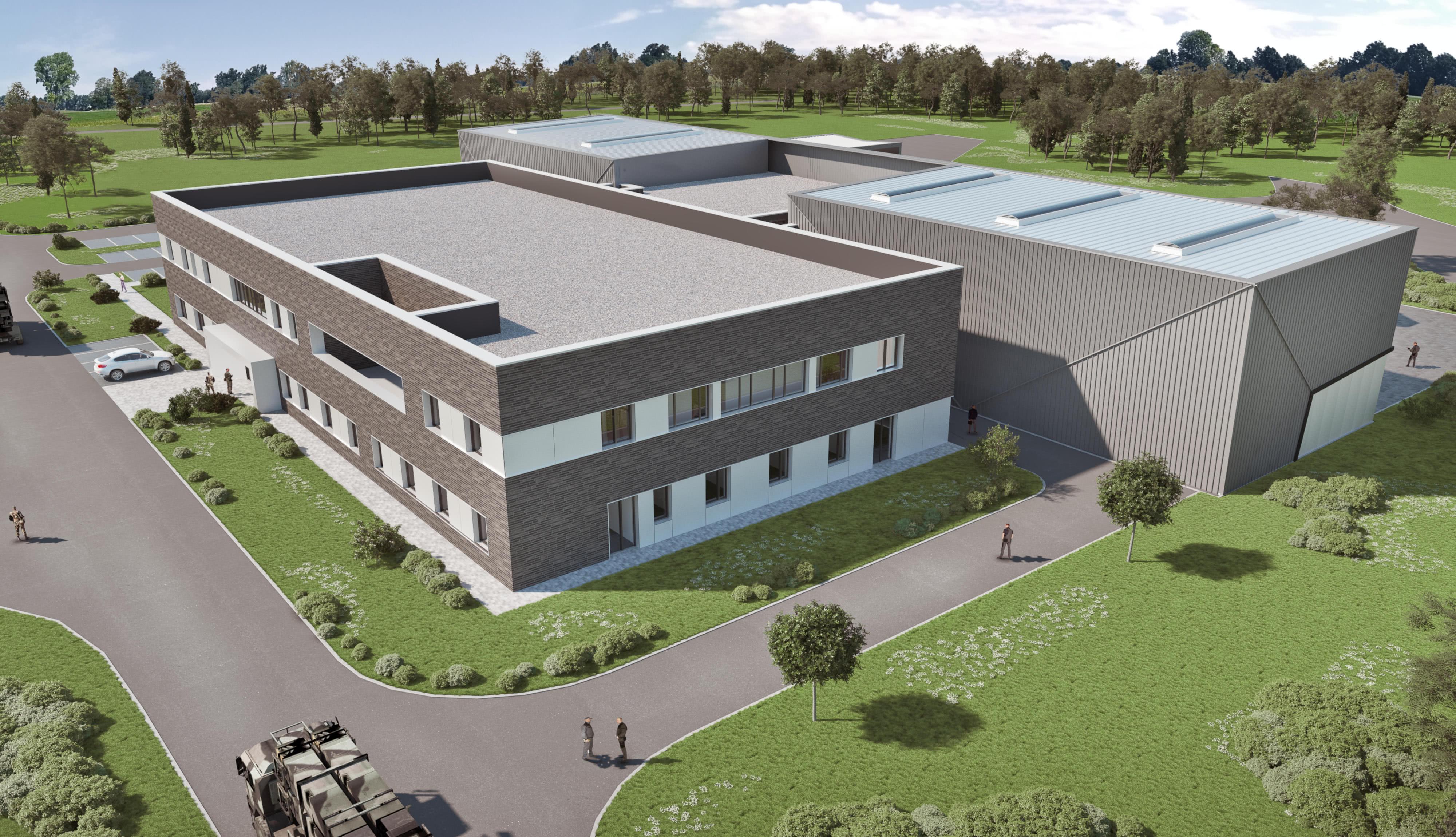 Projektbild 3, Ausbildungszentrum | Schwesing