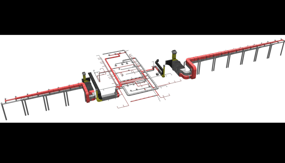 Projektbild 15, Kfz Instandsetzungshalle |  |  H.-J. Zieten Kaserne Beelitz