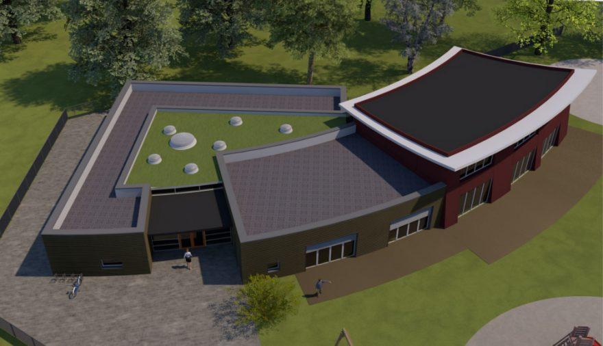 Projektbild 1, Kindertagesstätte | Groß Stove