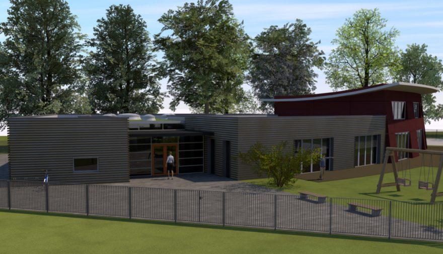 Projektbild 2, Kindertagesstätte | Groß Stove
