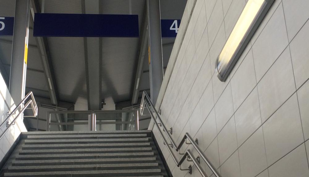 Projektbild 3, Modernisierungsoffensive 2 Nordrhein-Westfalen – Umgestaltung Bahnhof Lage (Lippe)