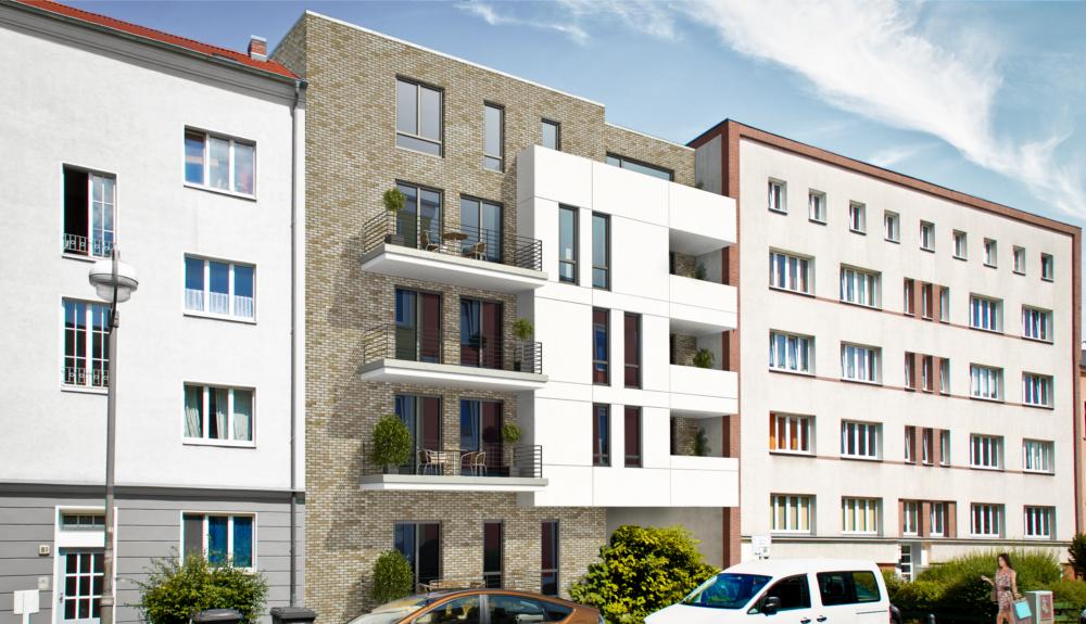 Projektbild 5, Mehrfamilienhaus | Patriotischer Weg – Rostock
