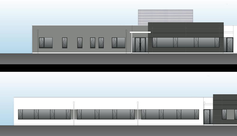 Projektbild 1, Ausbildungswerkstatt | Flugplatz Rostock-Laage