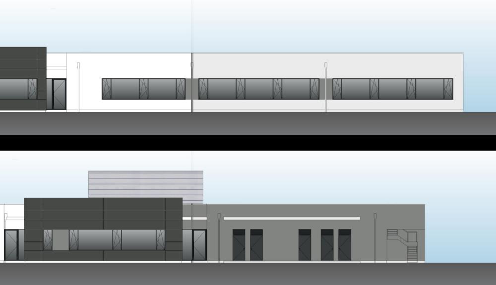 Projektbild 2, Ausbildungswerkstatt | Flugplatz Rostock-Laage
