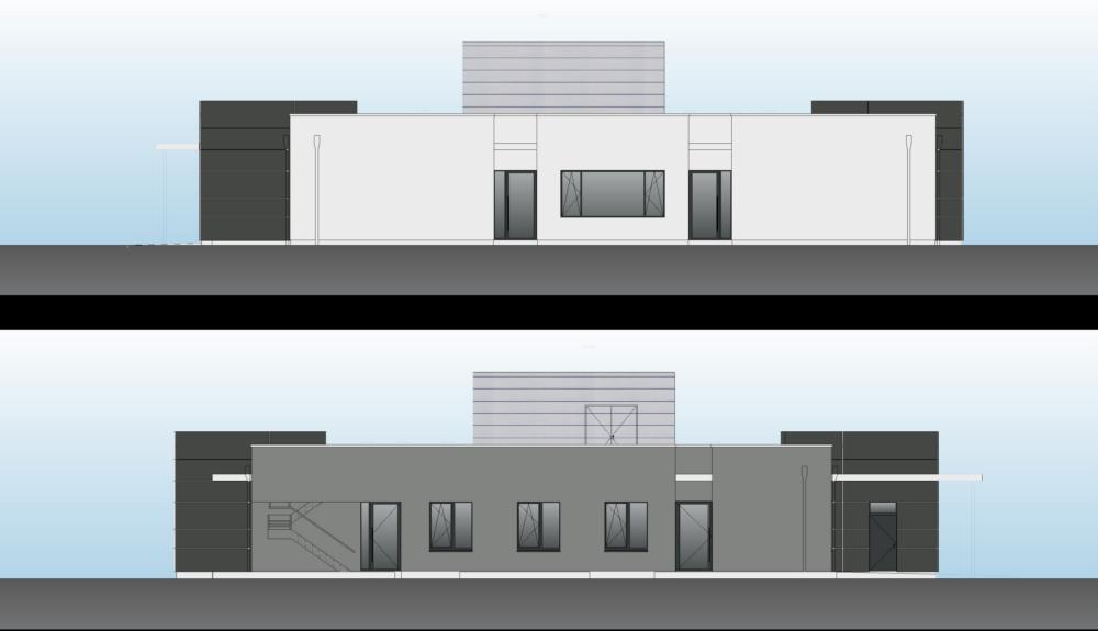 Projektbild 3, Ausbildungswerkstatt | Flugplatz Rostock-Laage