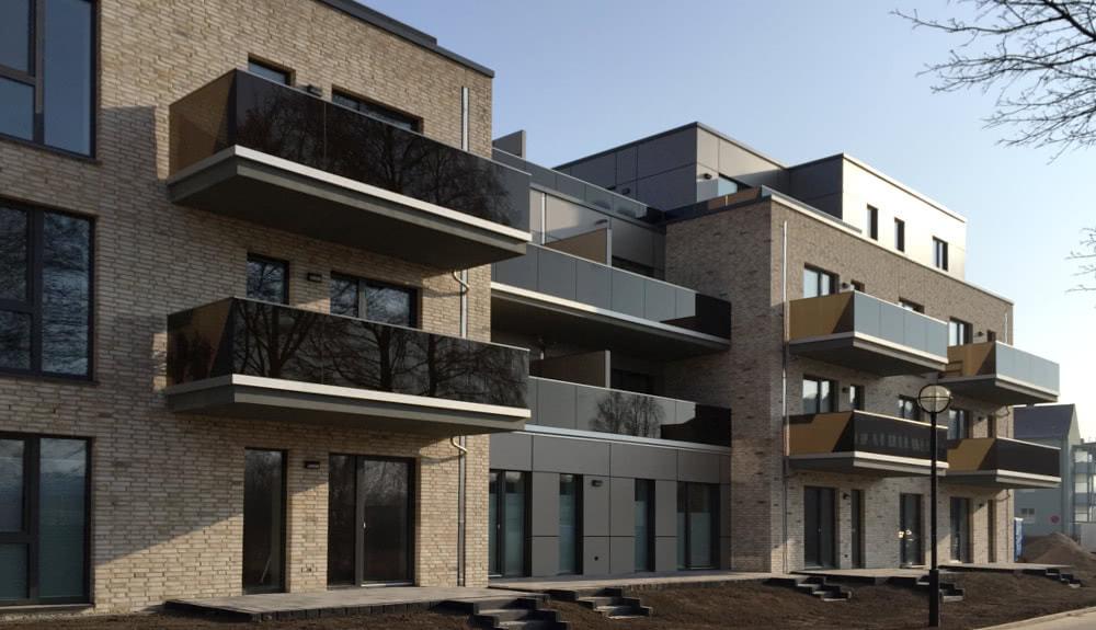 Projektbild 2, Mehrfamilienhaus | Rostock – Wiesenweg Warnemünde