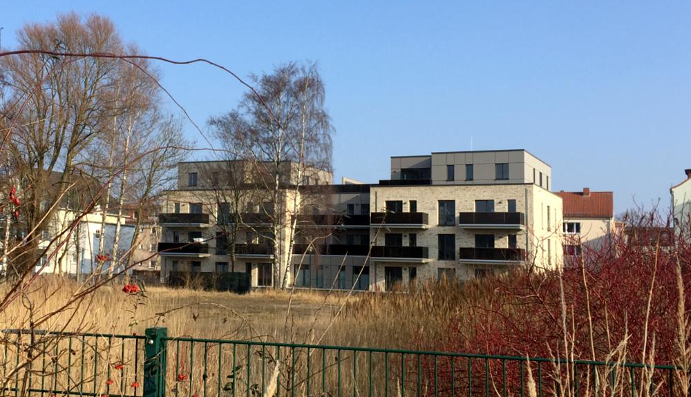 Projektbild 1, Mehrfamilienhaus | Rostock – Wiesenweg Warnemünde